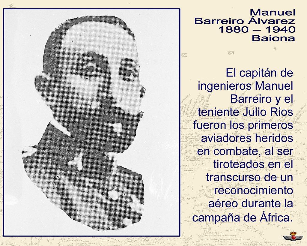 BAIONA RECUPERA OS DOCUMENTOS HISTÓRICOS DO HEROE MANUEL BARREIRO