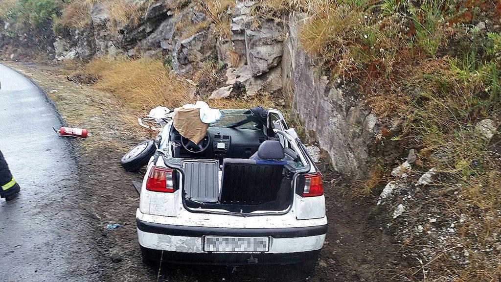 ACCIDENTE EN CABO SILLEIRO