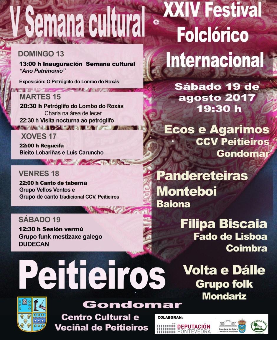 PROGRAMA SEMANA CULTURAL DE PEITIEIROS