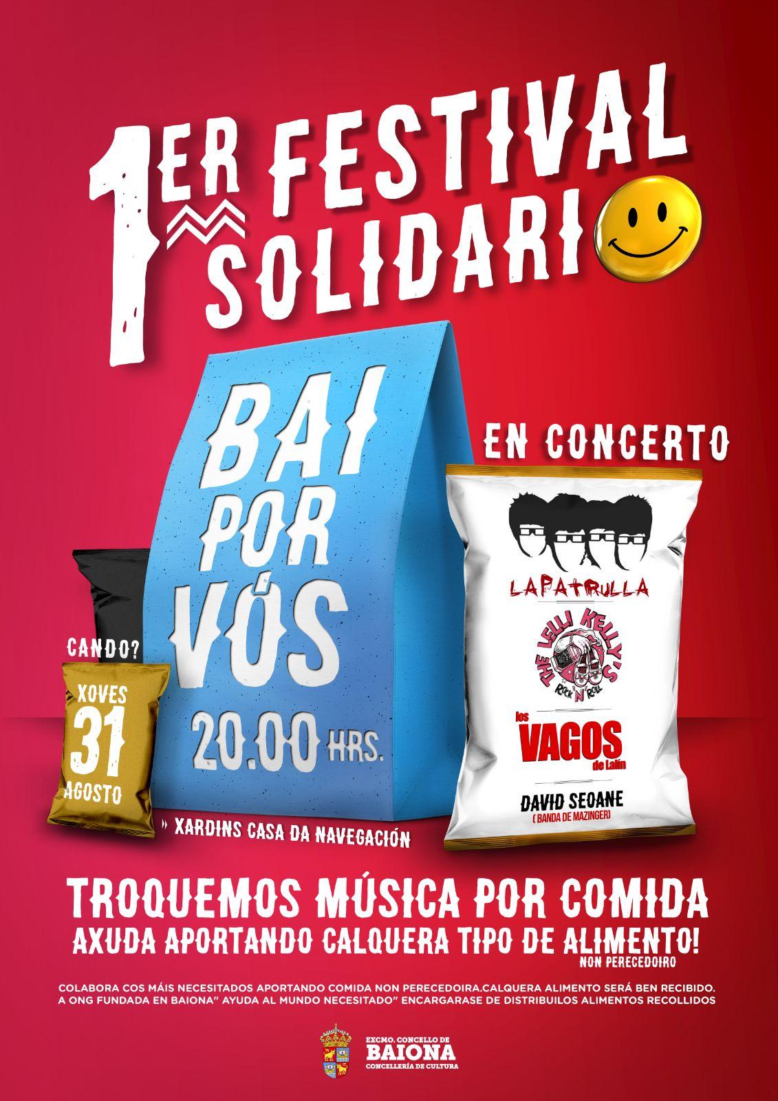 2017-08-23 – Festival Solidario Bai por Vós
