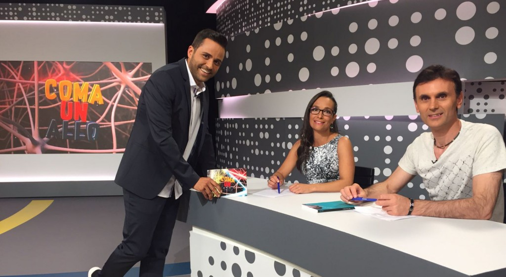 BERNARDO MONTAÑA PRESENTA O NOVO CONCURSO DA TVG