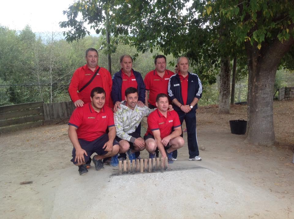 2017-09-25 – BAHINAS A de Tineo (Asturias). 3º clasificado