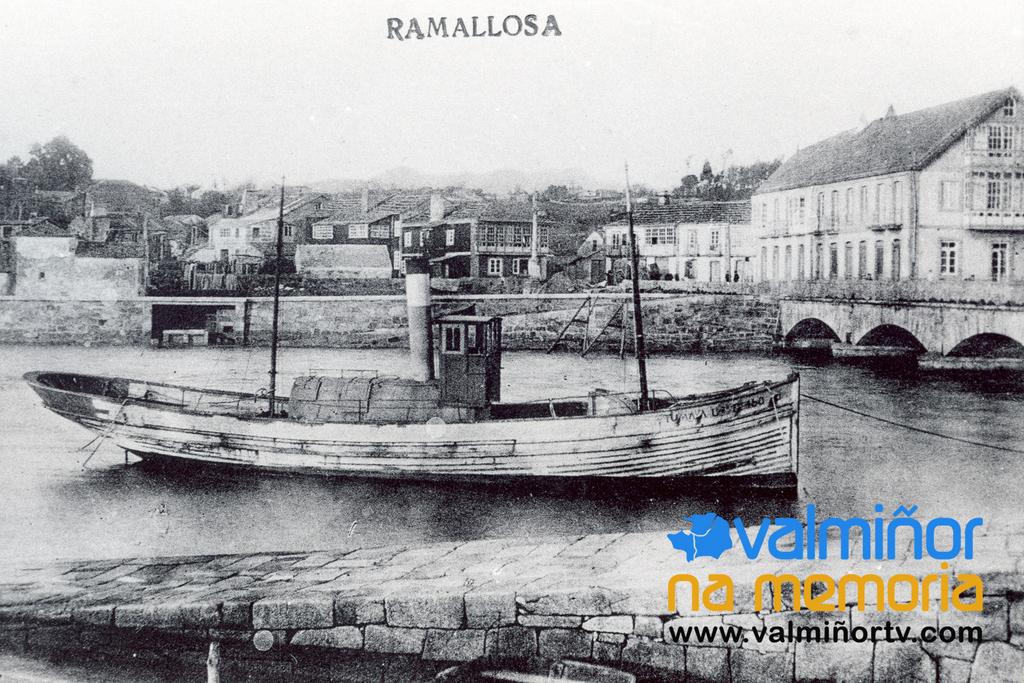 A RAMALLOSA – BARCOB O VAL MIÑOR NA MEMORIA