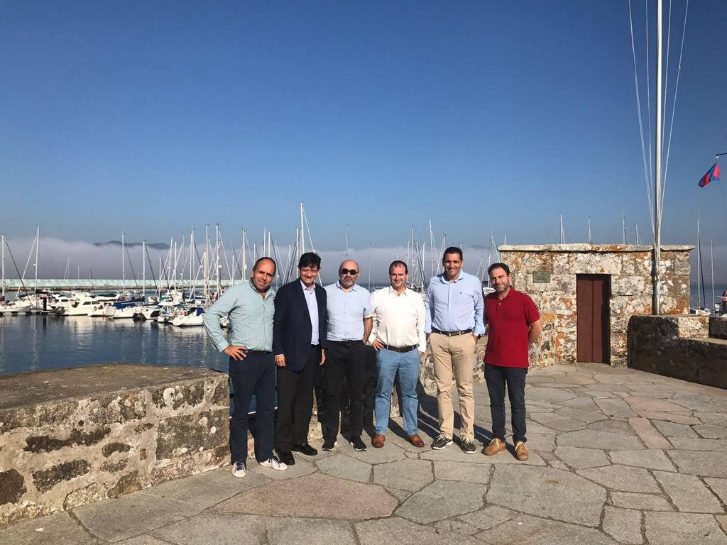 MARINE INSTRUMENTS ADQUIRE A START-UP GALEGA UAV INSTRUMENTS