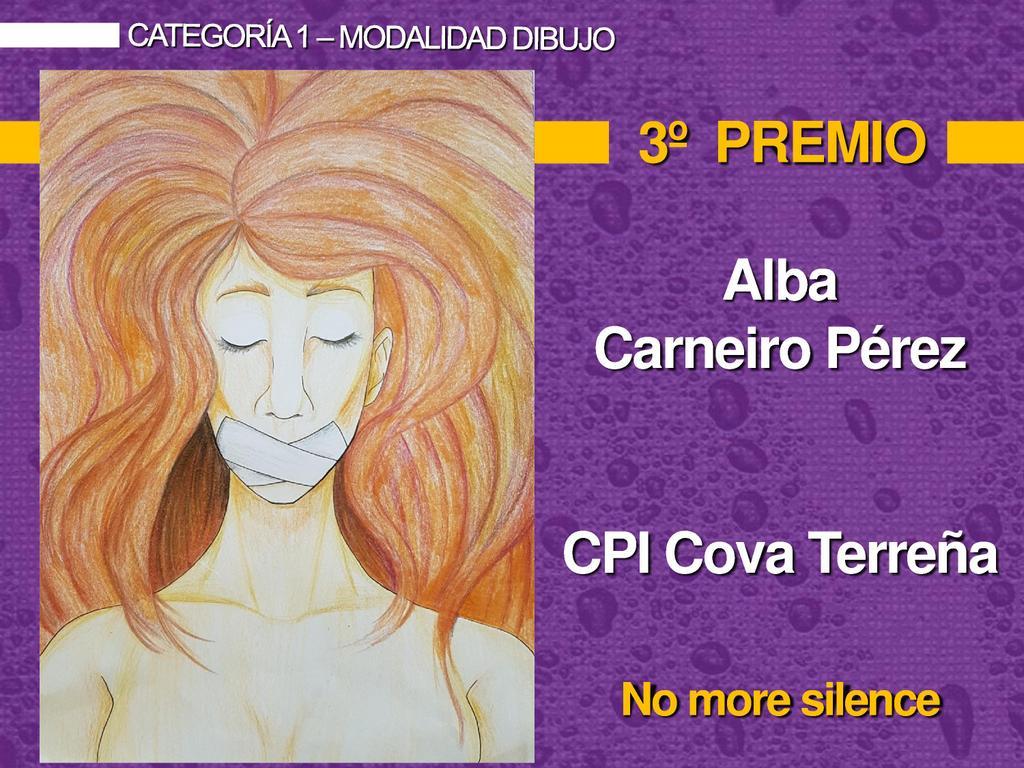 NO MORE SILENCE ALBA CARNEIRO