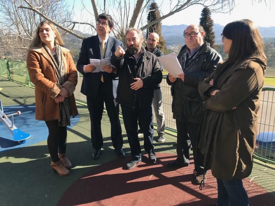 A XUNTA INVESTIRÁ PRETO DE 70.000 € NO CAMBIO DA CUBERTA DO CEIP SOUTO DONAS