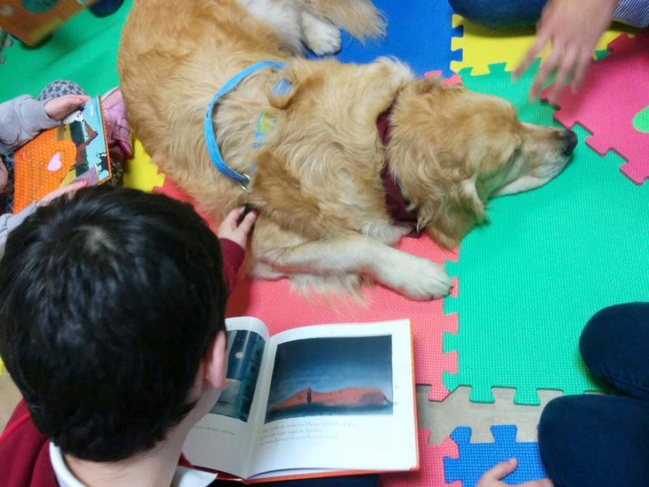 2018-04-09 - Taller de lectura asistida por perros (2)