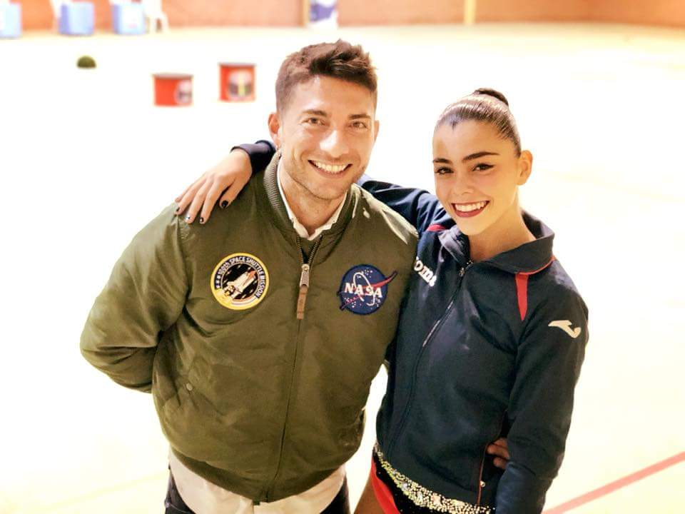 2018-05-27 – Andrea lópez y David