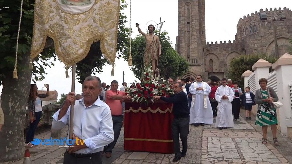 PROCESIÓN DE SAN XOÁN EN PANXÓN