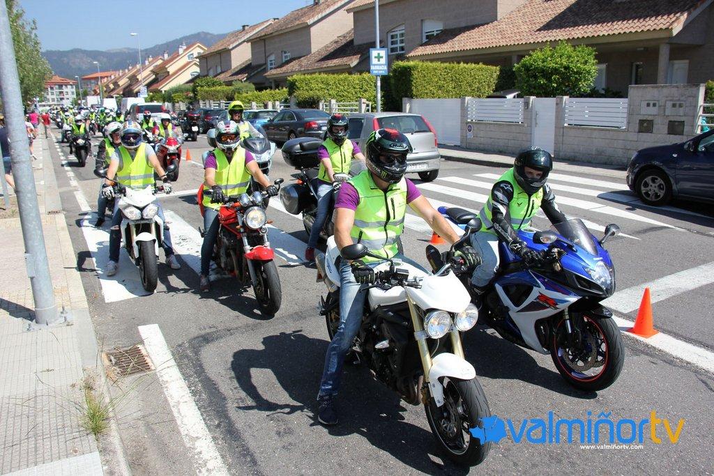 VI CONCENTRACIÓN MOTOCLUB A CENTO CIEN