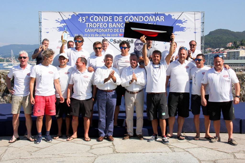 2018-07-25 – El Aceites Abril ganador del 43 Conde Gondomar – Foto © Oscar Calero