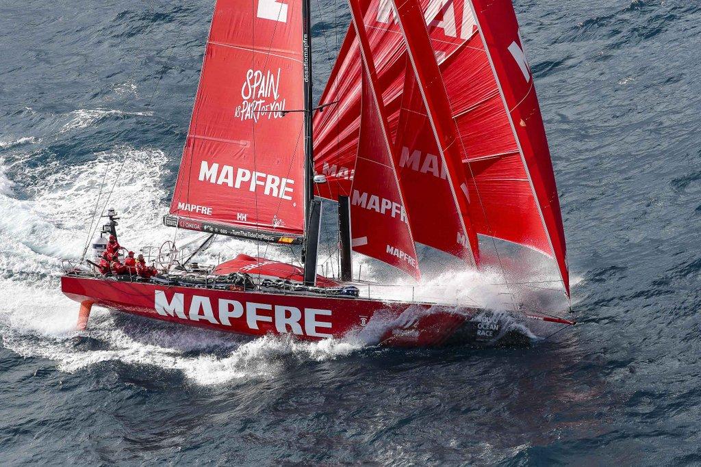 O MAPFRE NA VOLVO OCEAN RACE