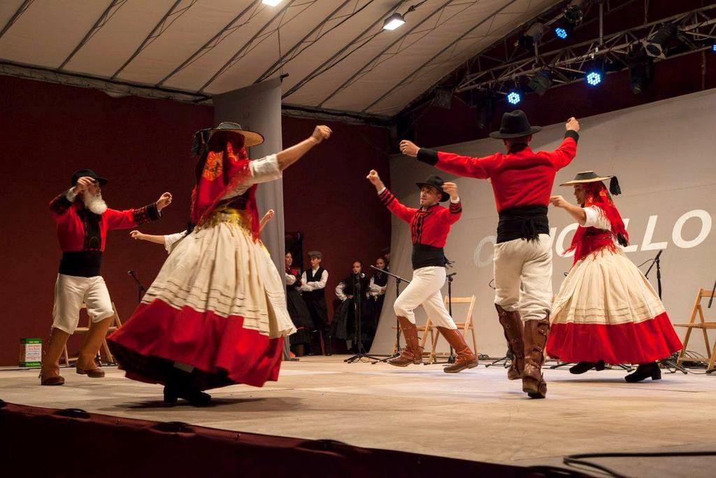 XXI FESTIVAL FOLCLÓRICO BAÍÑA 17