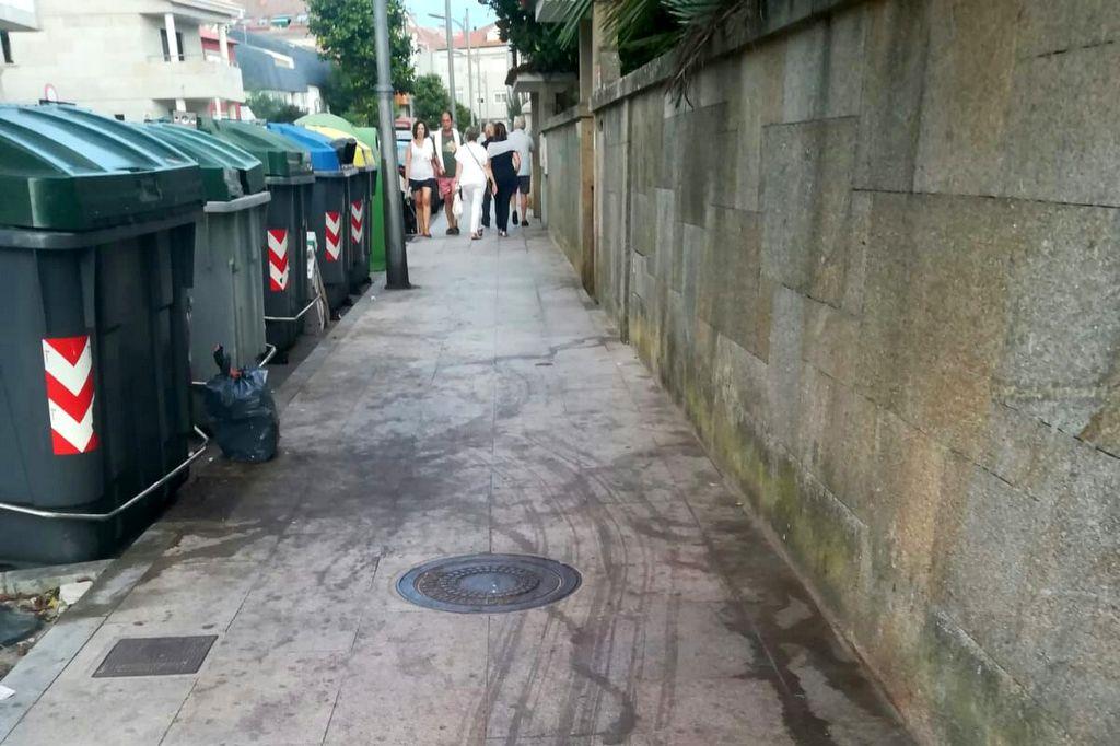 UCN DENUNCIA FALTA DE LIMPEZA NAS RÚAS E ABANDONO NAS ZONAS VERDES