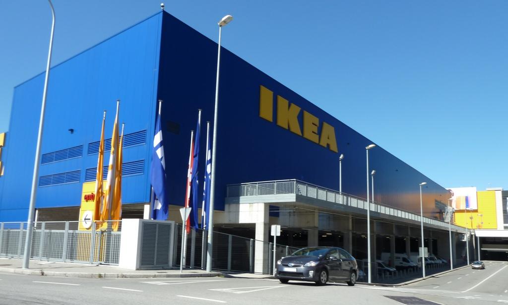 IKEA MARINEDA CITY
