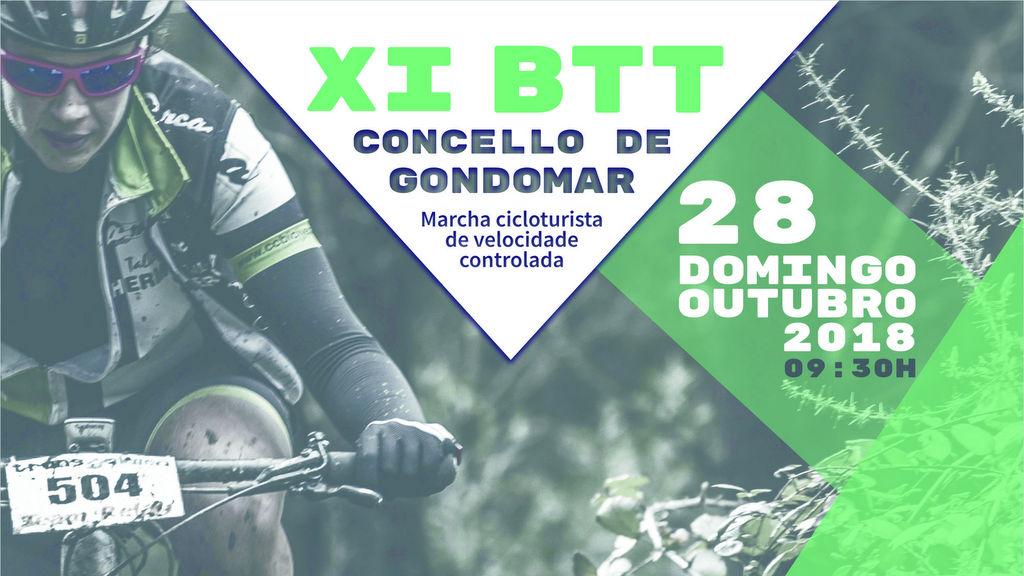 XI BTT CONCELLO DE GONDOMAR