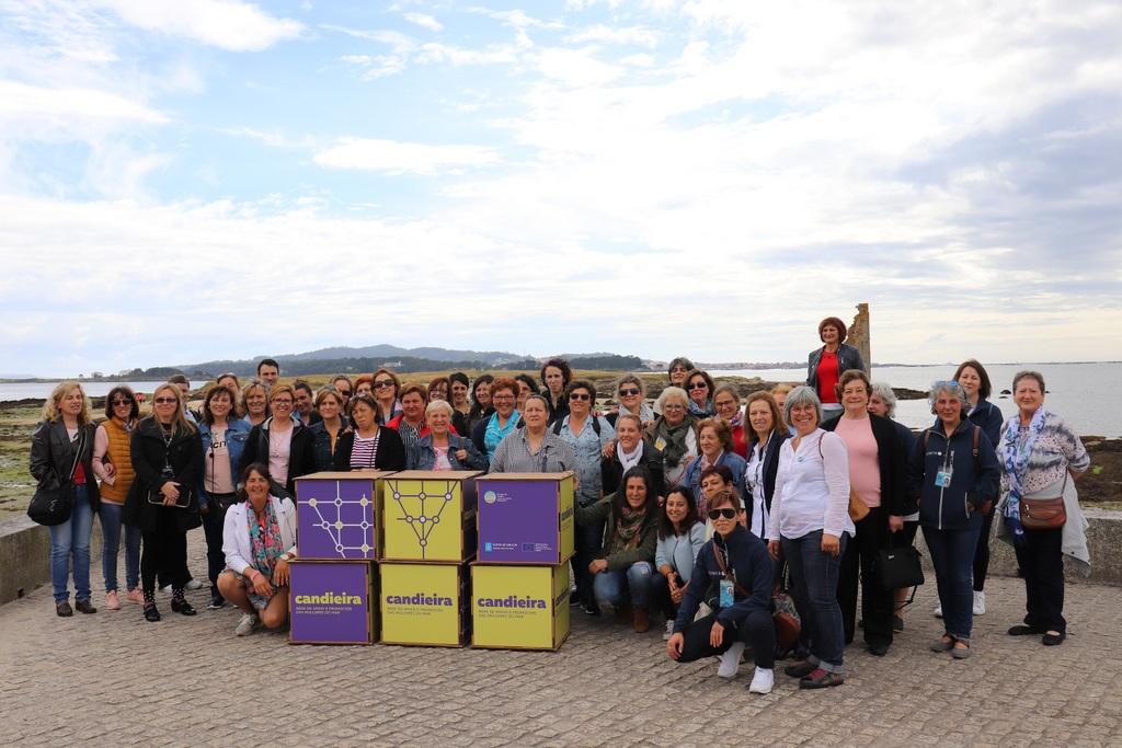 2018-10-18 - participantes EMBARCA Turismo mariñeiro
