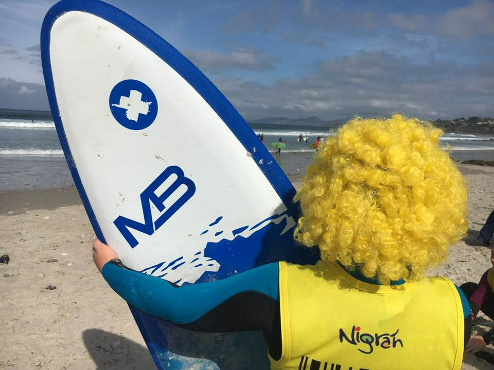 CARNAVAL SURFERO EN NIGRÁN