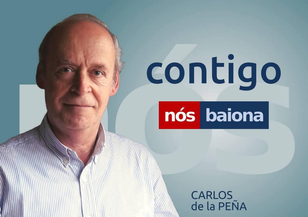 CARLOS DE LA PEÑA NÓS BAIONA