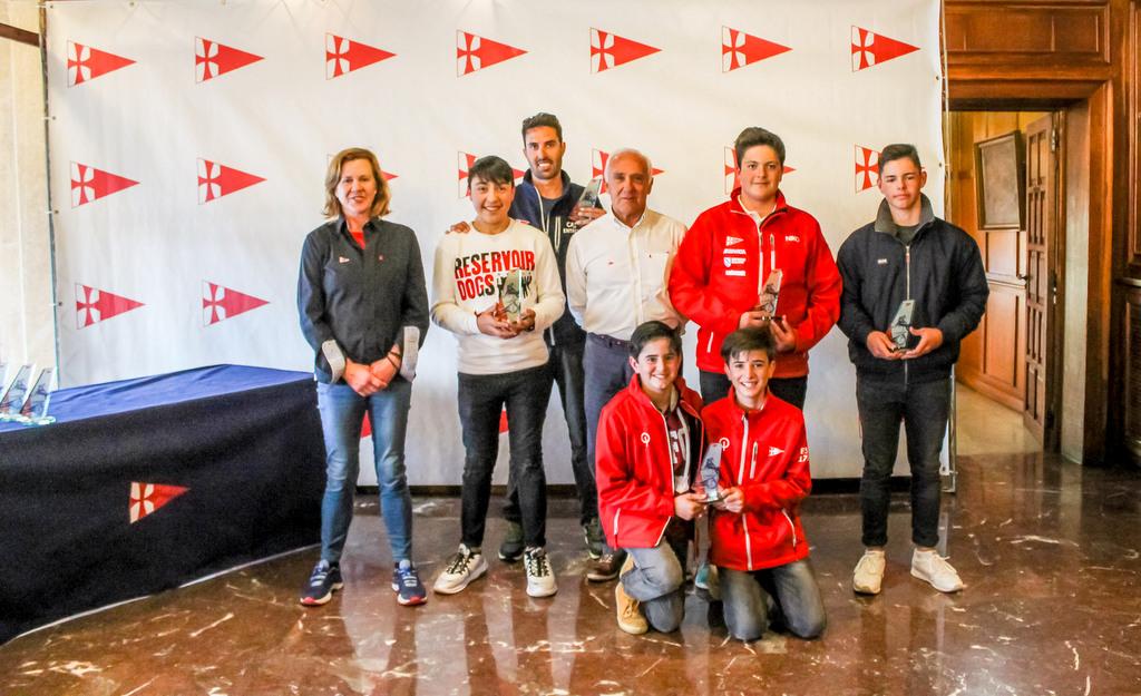 2019-04-06 – La tripulación más joven de la Liga se llevó el bronce – Foto © Virxi Barandela