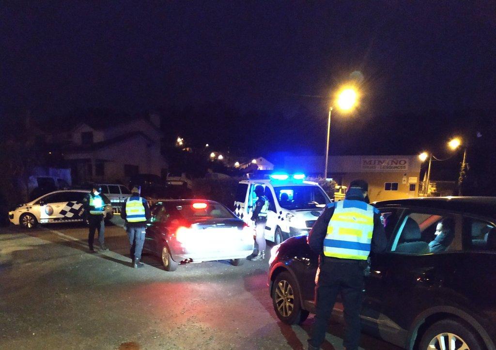 CONTROL POLICÍA LOCAL DE NIGRÁN