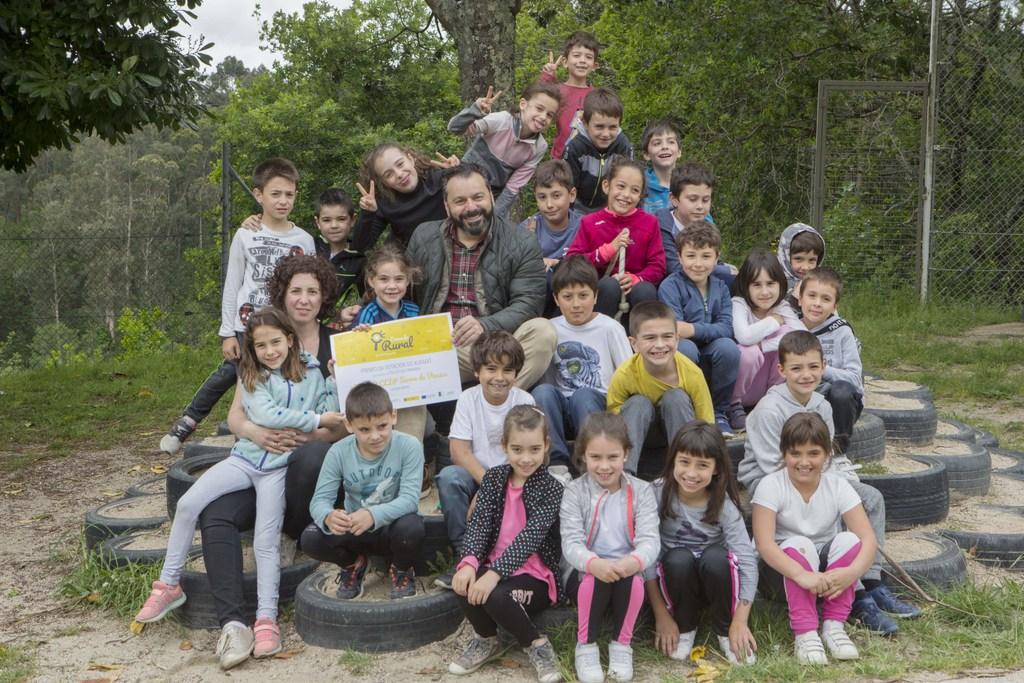 2019-05-08 – Premio xurado educación primaria – CEIP Serra de Vincios – Gondomar