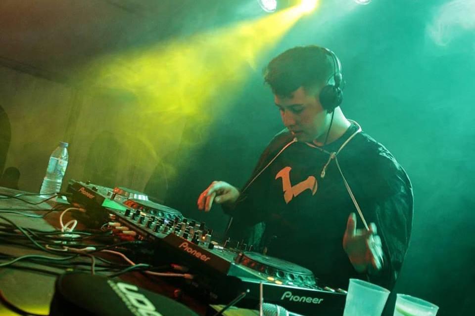 DJ DIEGO MARIÑO
