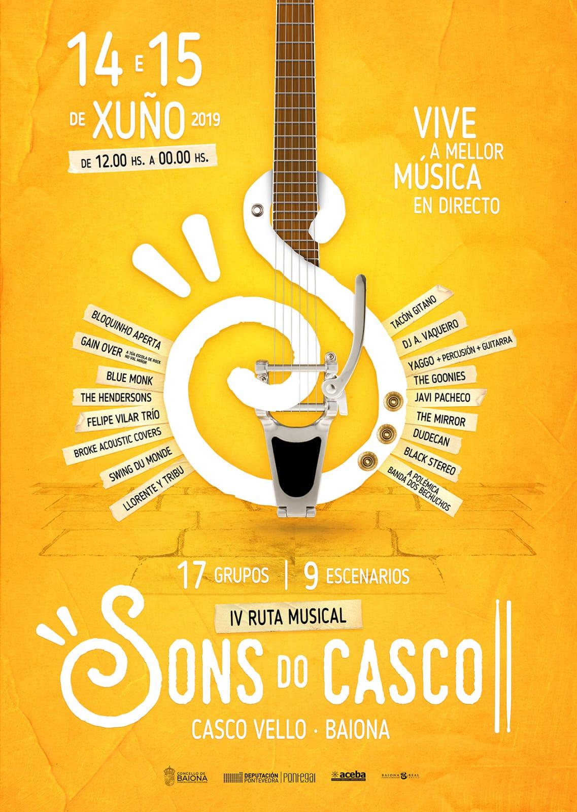 2019-05-30 – CARTEL SONS DO CASCO 2019