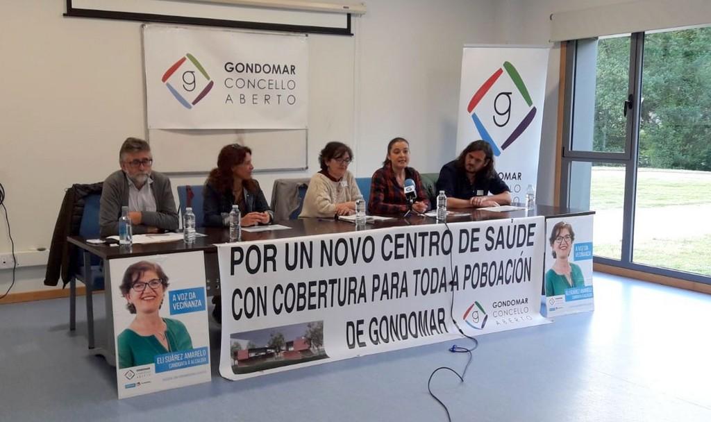 GONDOMAR CONCELLO ABERTO CABE