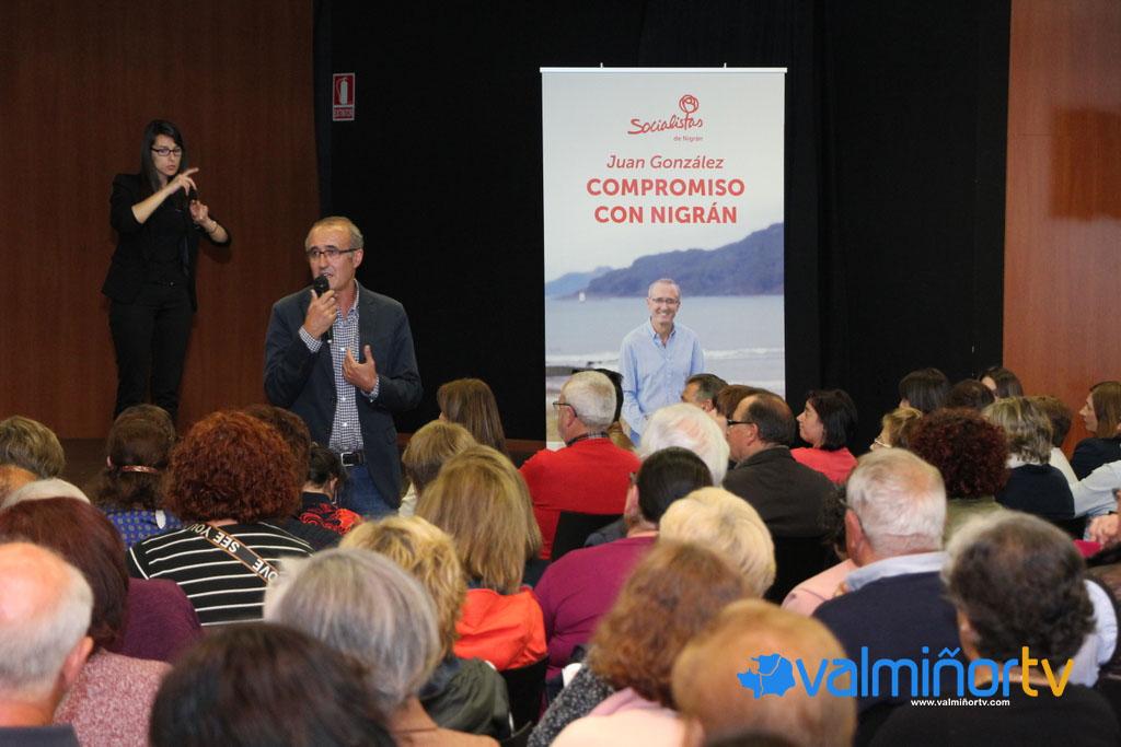 JUAN GONZÁLEZ PSOE