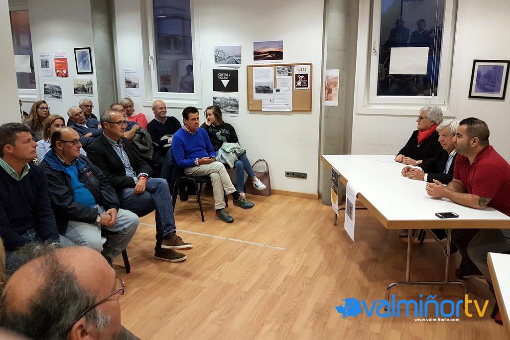 PRESENTACIÓN DA ASOCIACIÓN CULTURAL VAL MIÑOR ESPAZO ABERTO