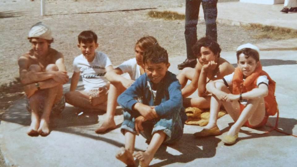 2020-02-05 - Manuel Pereiro, Javier de la Gándara, Ramón Alonso, Pablo Vasconcellos, Jose Antonio Marquez y Jaime Varela - Foto archivo Javier de la Gándara