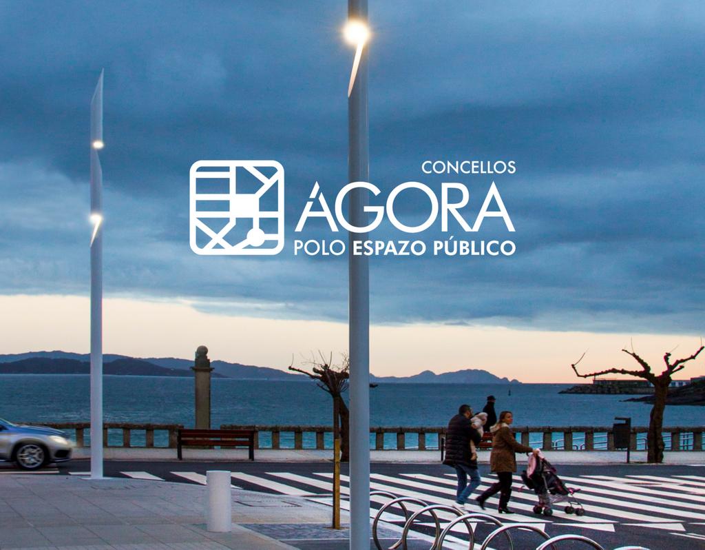 ÁGORA, polo espazo público