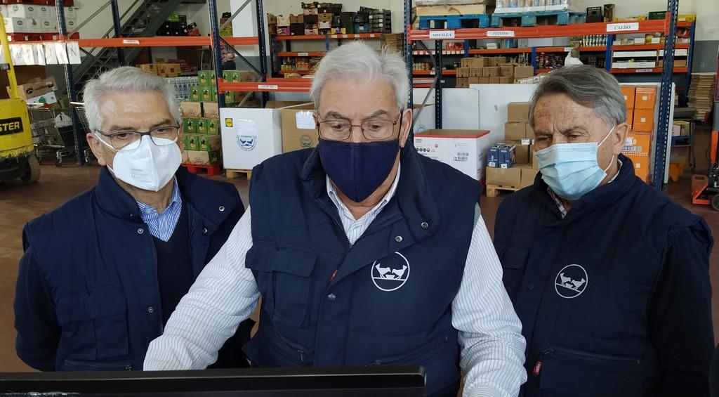 2020-11-10 – izq a dcha Iván Martínez, Pedro Pereira y José Luis Doval en rueda de prensa virtual