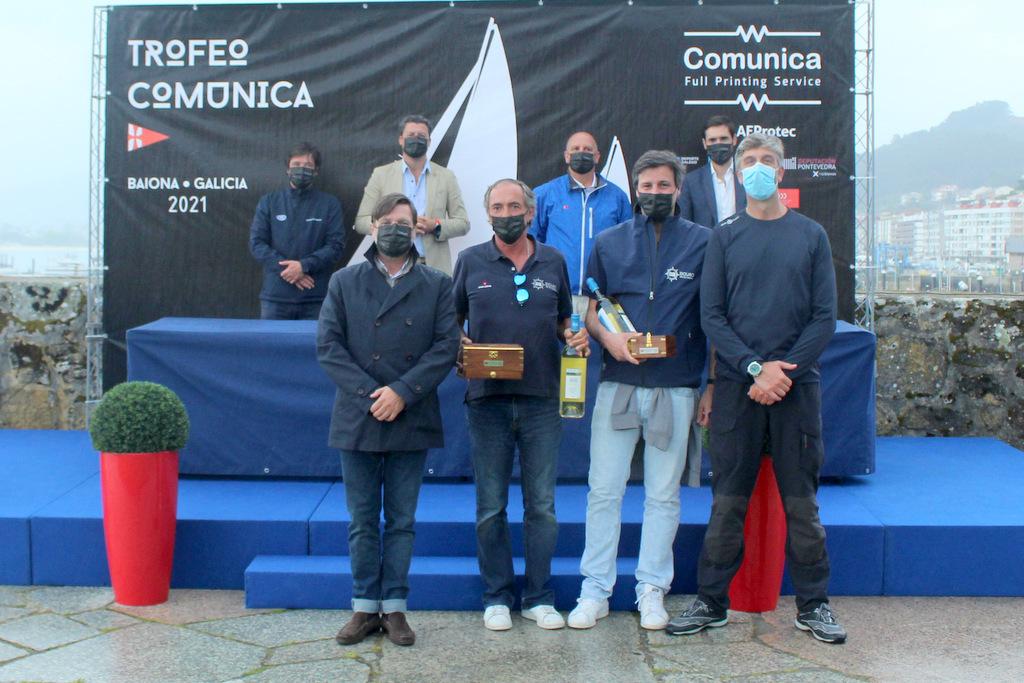 11-El Yess Racing de Rui Ramada vencedor en ORC 1-2 y en la general de los ORCs – Foto © Leticia Acero