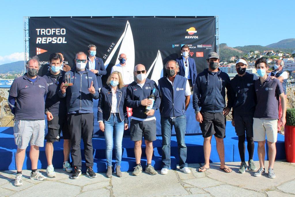 18-El Yess Racing de Rui Ramada ganador de ORC 1-2 – Foto Virxi Barandela_