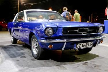 Ford Mustang de inchiriat