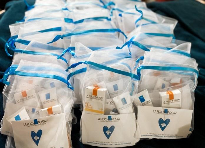 La Roche-Posay México dona kits a los médicos