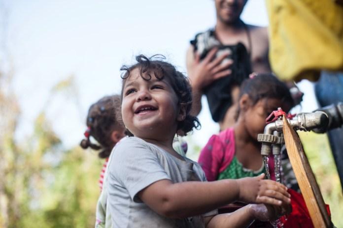 Ayuda de ACNUR a refugiados por COVID-19