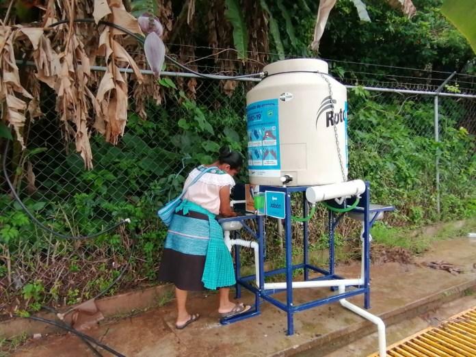 Rotoplas pone a disposición pública el diseño para construir lavamanos