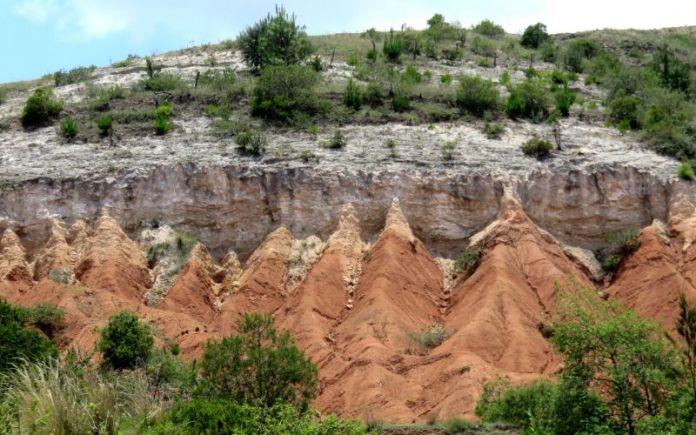 Geoparques de México