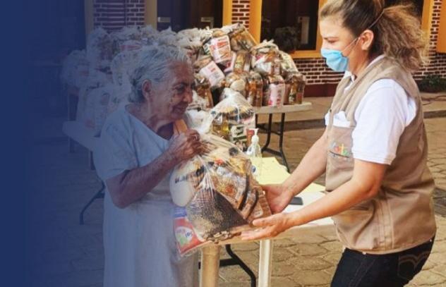 Familias Sin Hambre lanza programa 'Cadena Solidaria de Alimentos y Medicinas'