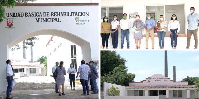 Iberdrola México entrega Unidad de Rehabilitación en Oaxaca
