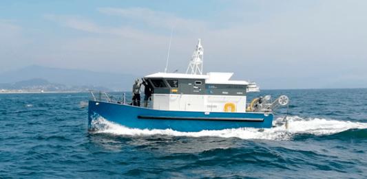 Indra y la Xunta de Galicia desarrollan dron naval pionero para proteger el medioambiente marino
