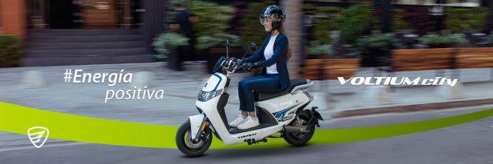 Italika lanza nueva motoneta eléctrica libre de emisiones