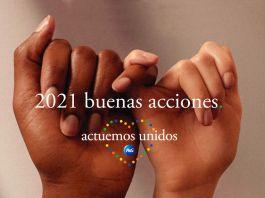P&G promete liderar 2021 con buenas acciones a través de la campaña #ActuemosUnidos