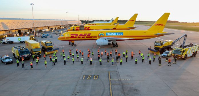 DHL recibe reconocimiento como mejor empleador 2021