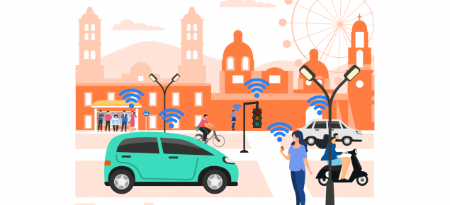 DiDi y Gobierno de Puebla inician proyecto de Ciudad Inteligente