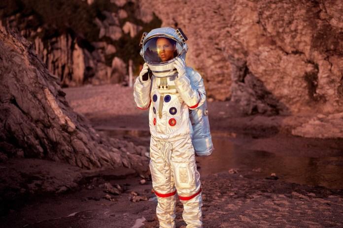 La mujer... ¿en la NASA?