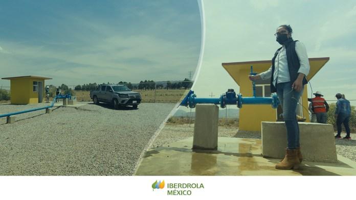 Iberdrola México llevará agua potable a cinco comunidades rurales en Puebla